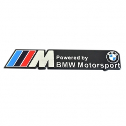 Bmw M Emblem Car Badge Sticker Decal V Spec Auto Accessories Online Store China
